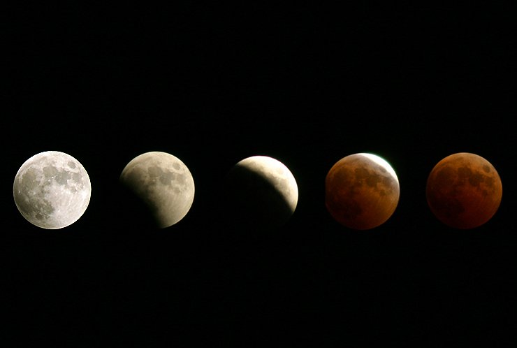 How to Photograph a Total Lunar Eclipse