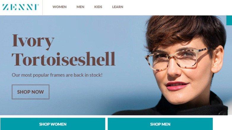 Saltarse las líneas e ir de compras en casa: Cómo comprar gafas en línea