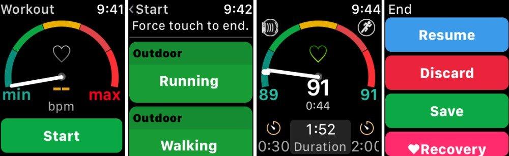 4 aplicaciones de Apple Watch para ayudarle a controlar su salud cardíaca