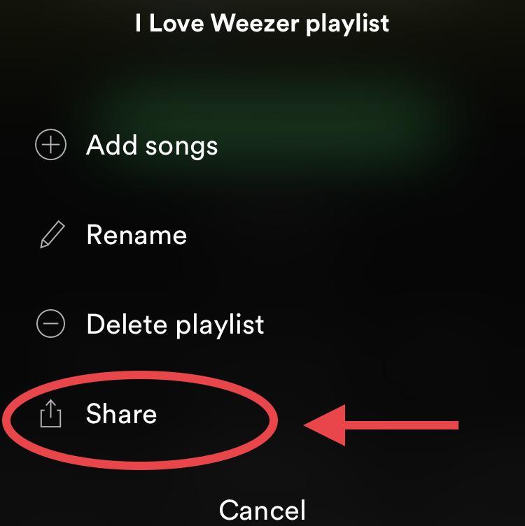Cómo crear una lista de reproducción de Spotify