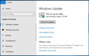 Cómo descargar ahora la actualización de Windows del 10 de octubre de 2018