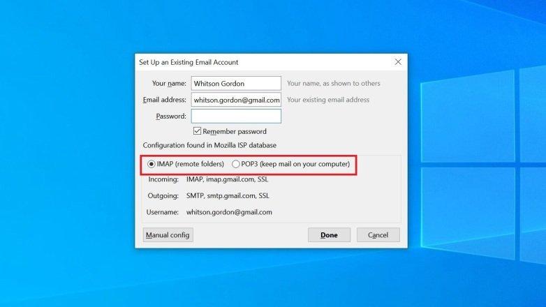 Cómo asegurar su cuenta de correo electrónico y acceder a ella sin conexión