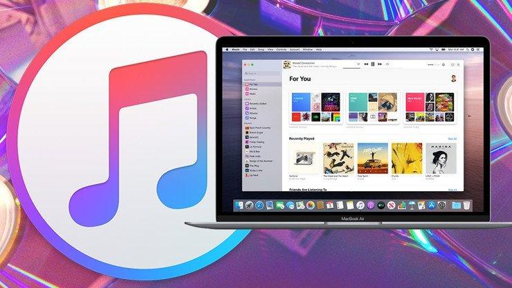 Para mover tu biblioteca de iTunes
