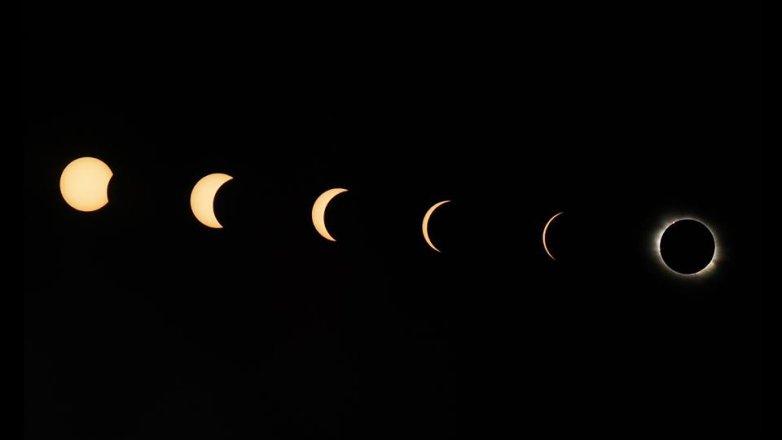 Cómo echar un vistazo al eclipse de sol de este verano