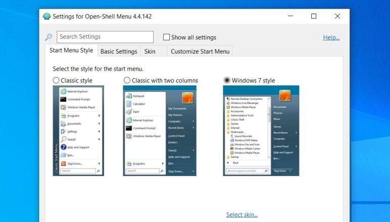 Cómo hacer que Windows 10 se parezca más a Windows 7
