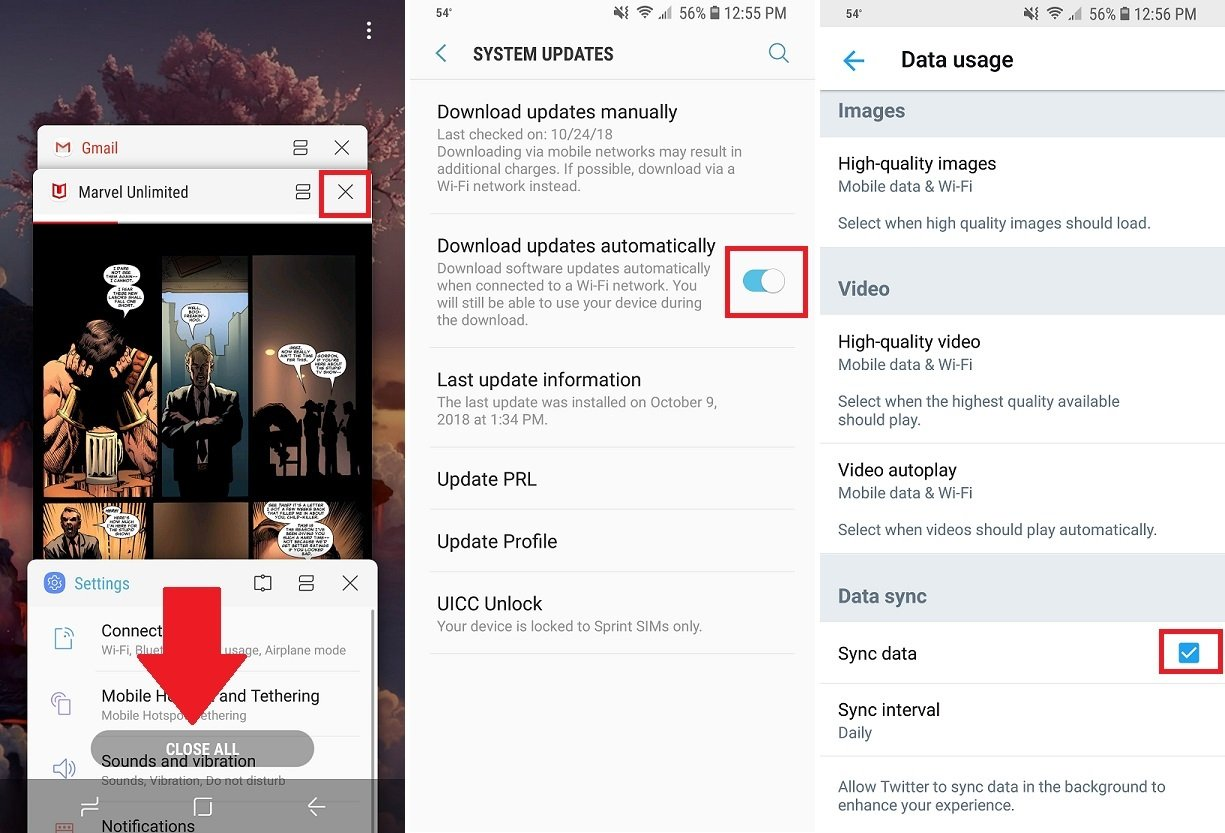 9 consejos para prolongar la duración de la batería de su teléfono Android