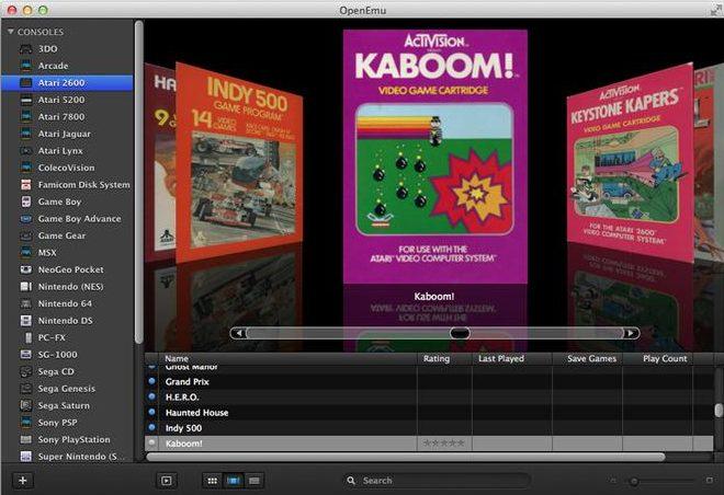 Cómo jugar a juegos retro en tu Mac moderno con OpenEmu
