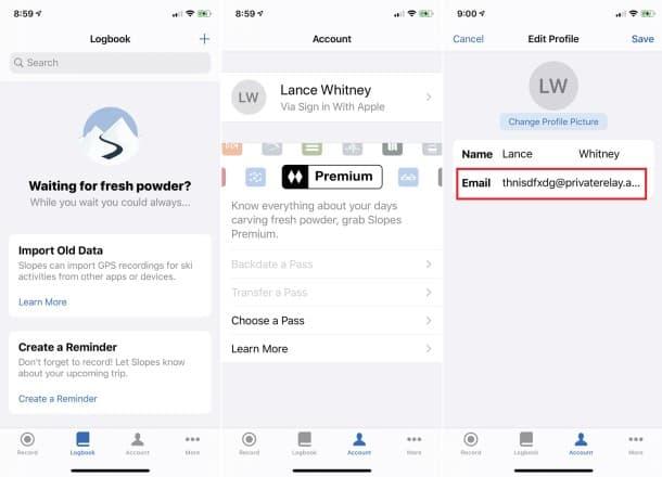 Cómo acceder a aplicaciones y sitios web con tu ID de Apple