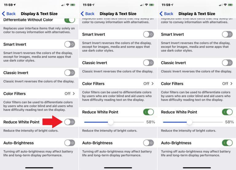 ¿Tienes problemas para ver la pantalla de tu iPhone o iPad? Usar estas herramientas...