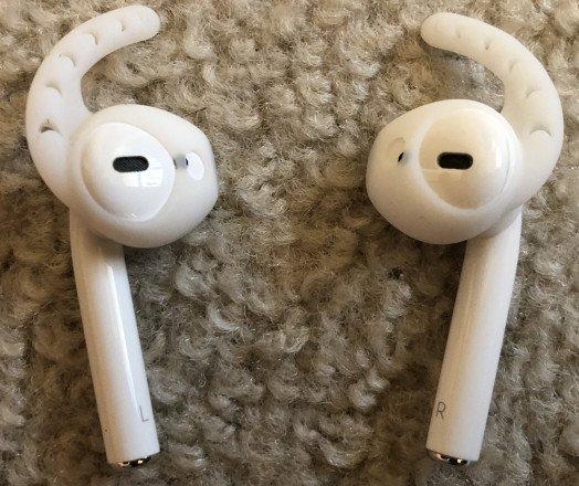Cómo evitar que los Apple AirPods se te escapen de las orejas