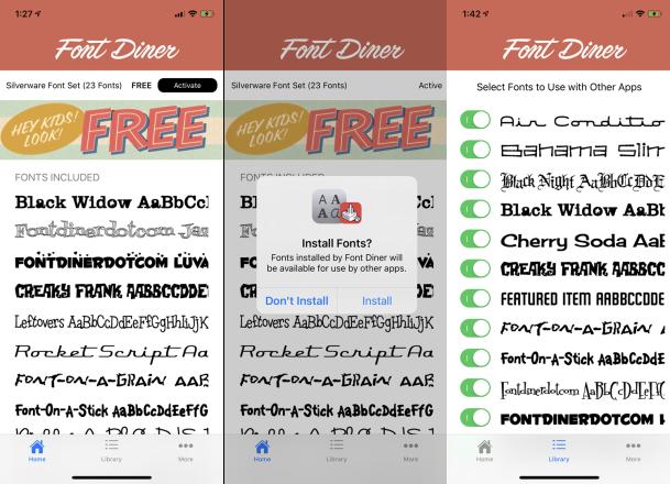 Cómo agregar y usar fuentes personalizadas en un iPhone o iPad