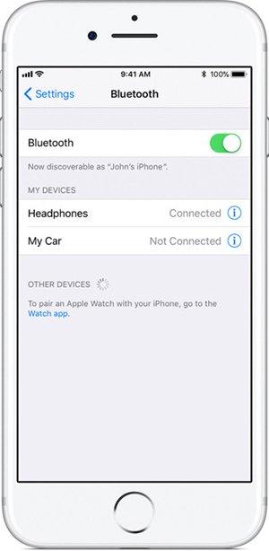 Cómo emparejar auriculares y audífonos Bluetooth