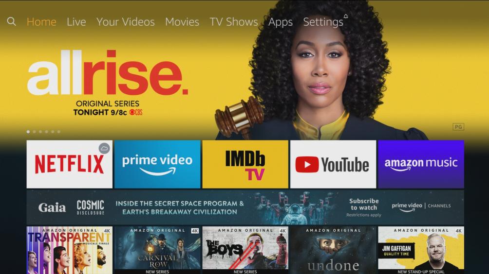 Cómo configurar tu palo de televisión Amazon Fire y sacarle el máximo provecho