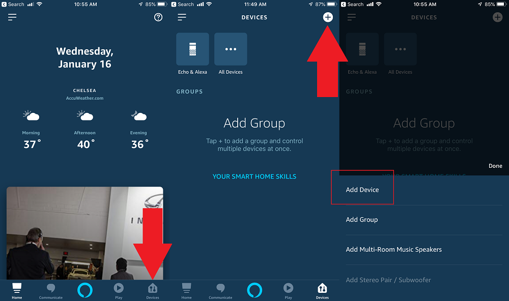 How to Set Up Multiple Echo Devices and Enable Multi-Room Playback