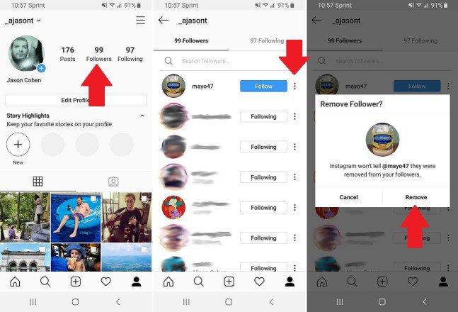 Cómo mantenerse a salvo y seguro en Instagram