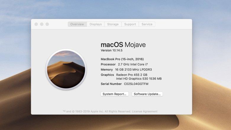 Cómo desbloquear tu Mac con tu reloj de Apple
