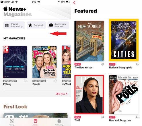 Cómo obtener Apple News+