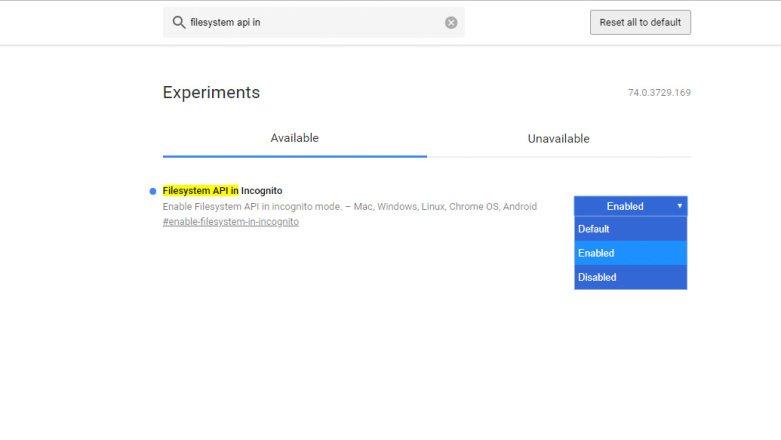 Cómo actualizar el Chrome con el experimental 'Flags' de Google