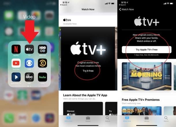 Cómo conseguir y usar el Apple TV+
