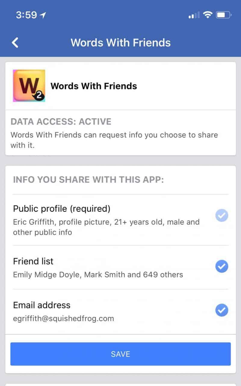 Cómo puedes evitar que Facebook comparta tu información personal