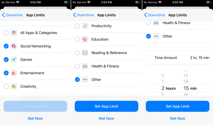 Cómo usar el Apple's Screen Time en el iPhone o iPad