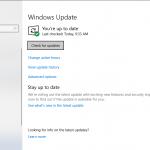 Para actualizar los controladores en Windows