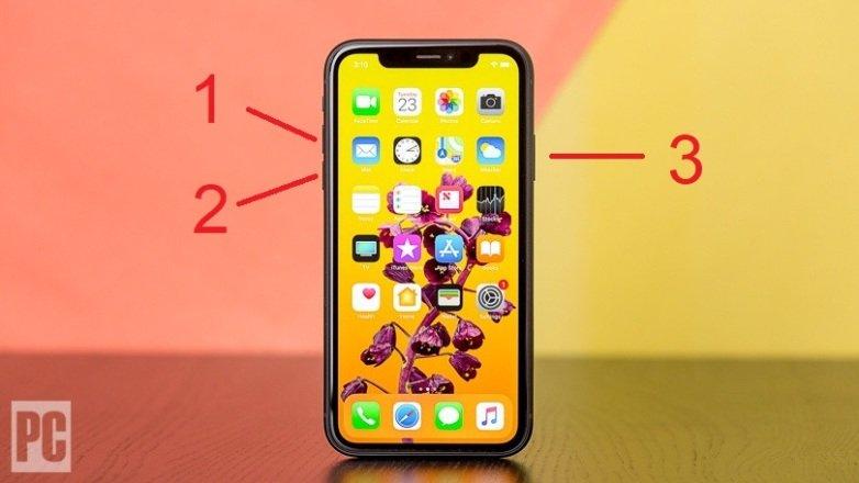 Cómo apagar un iPhone