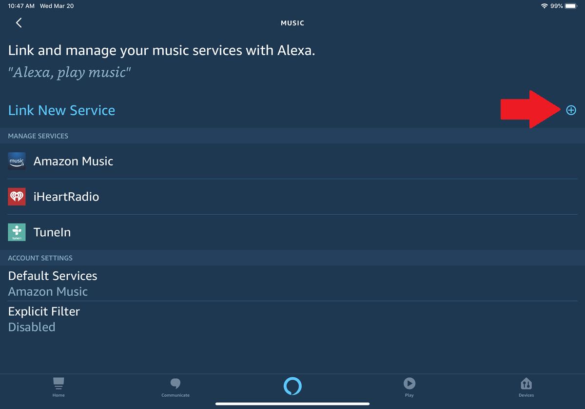 Cómo escuchar música en tu Amazon Echo