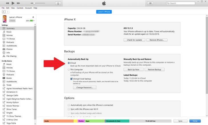 Cómo hacer una copia de seguridad y restaurar tu iPhone