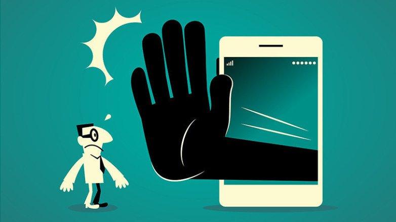 Cómo destejerse de los teléfonos inteligentes y de los medios sociales