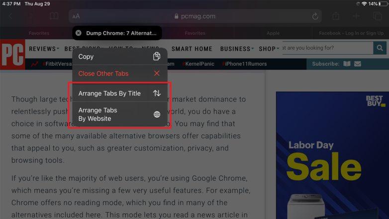 21 consejos de Apple Safari para mejorar tu experiencia de navegación por Internet