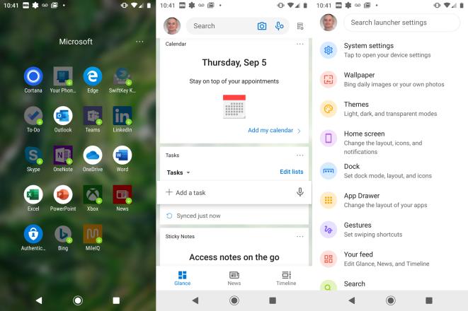Los mejores programas de inicio de Android para personalizar la pantalla de inicio