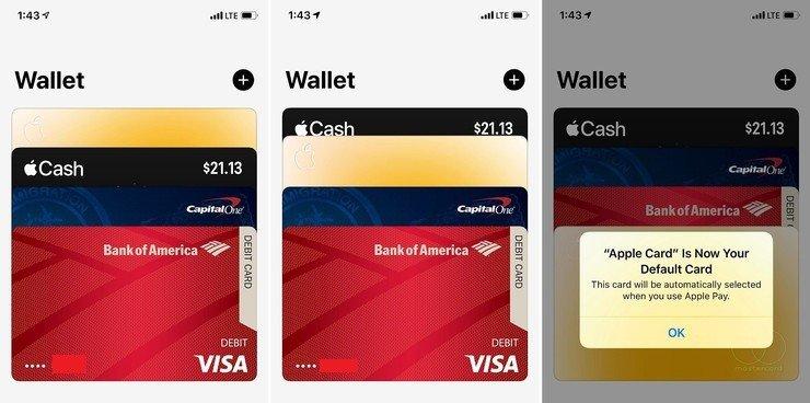 Cómo inscribirse y utilizar tu tarjeta de Apple