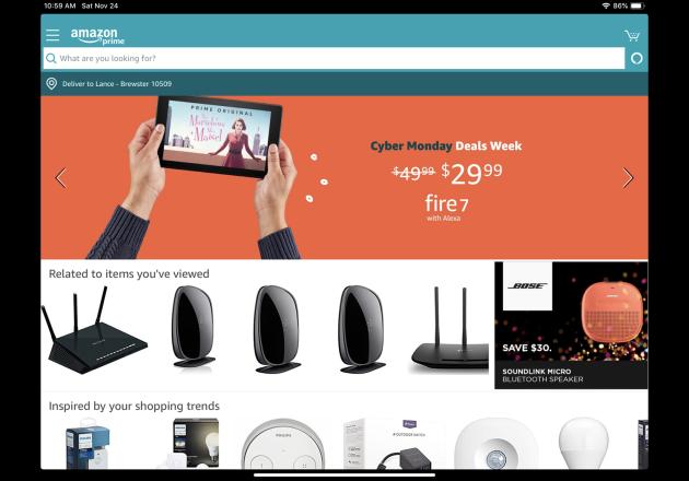 Cómo controlar a distancia y acceder a Amazon Alexa