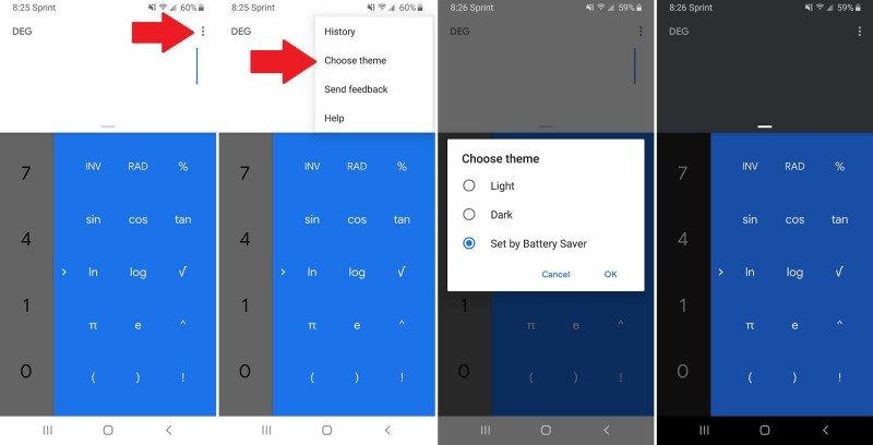 Cómo configurar el modo oscuro para tus aplicaciones favoritas