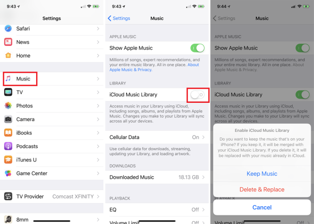 Cómo escuchar música en tu reloj de Apple