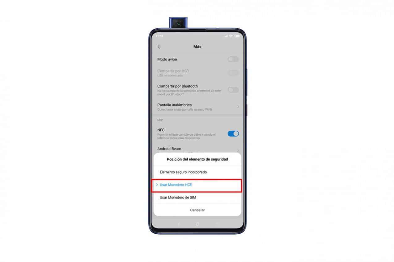 Cómo configurar el NFC en tu teléfono Xiaomi