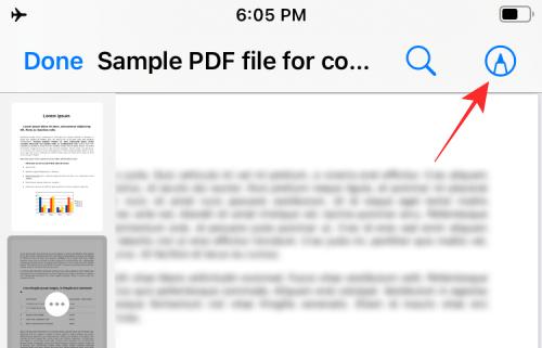 iOS 15: Cómo editar un PDF en el iPhone con la aplicación Archivos
