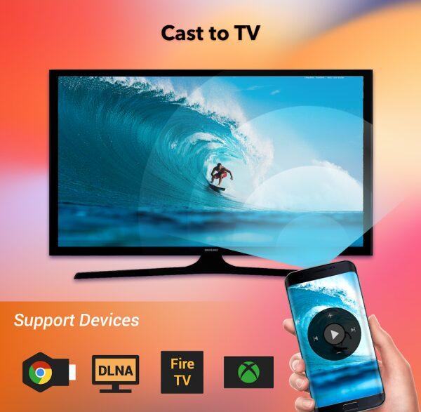Transmitir a Roku TV