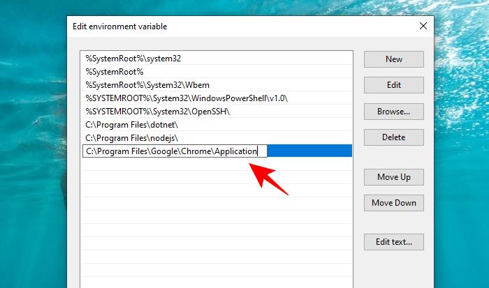 """Cómo solucionar el error """"No se reconoce como un comando interno o externo, programa operable o archivo por lotes"""""""
