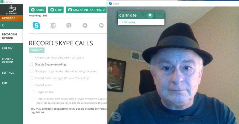 Cómo grabar las llamadas de Skype