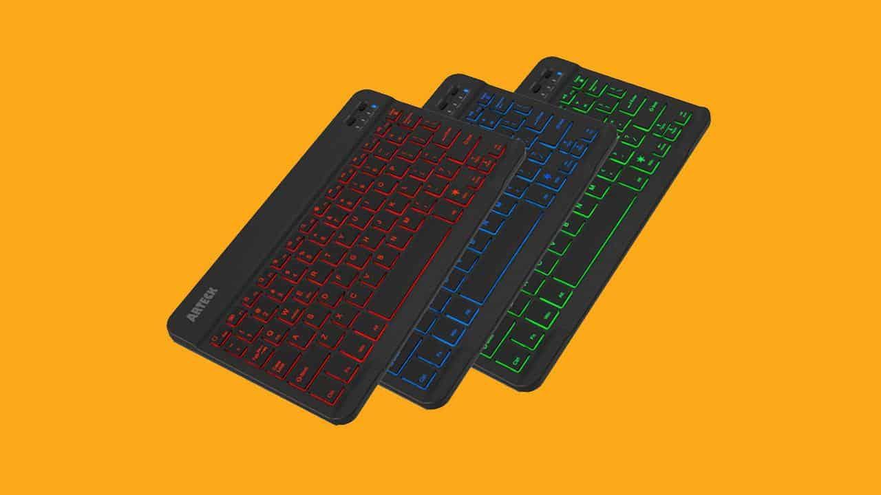 Los mejores teclados para tabletas