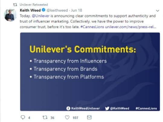 AI-powered platforms - social media influencers