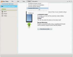 Controladores Galaxy Note 4 (MTP y ADB) para Windows 8.1 / 8/7 / Vista / XP