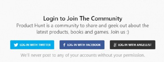 Producthunt-join