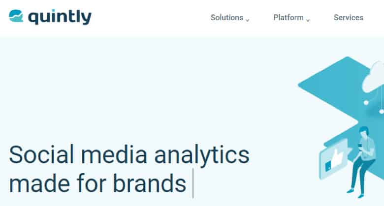 Quintly - twitter analytics
