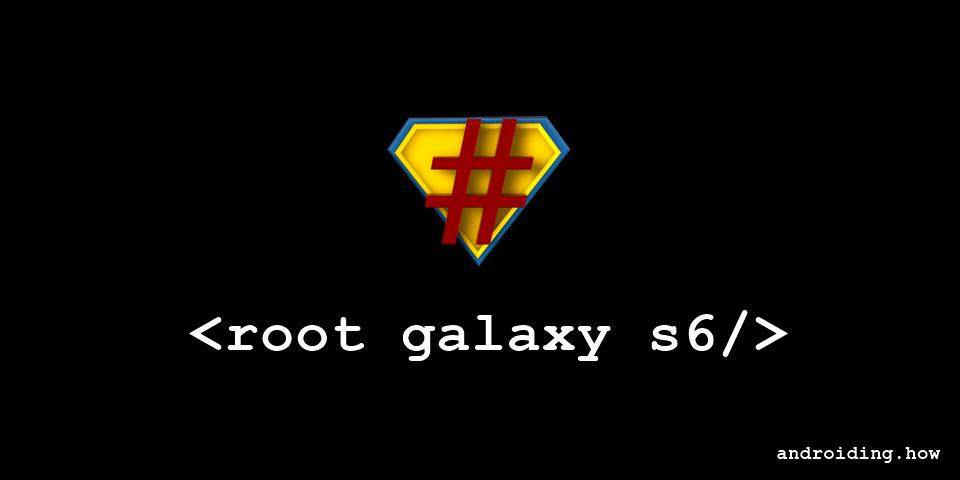 Cómo rootear Galaxy S6 en Android 5.1.1 (todas las variantes)
