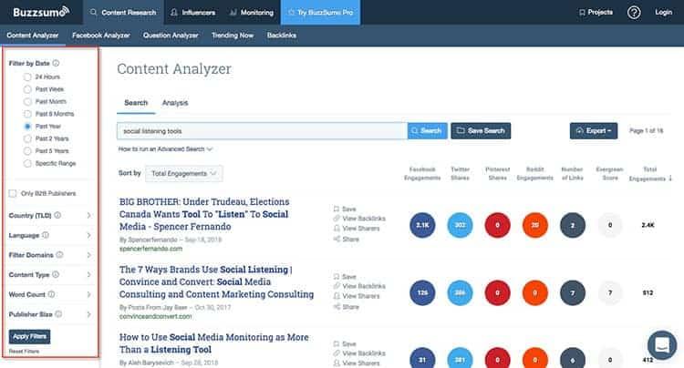 buzzsumo-content-analyzer