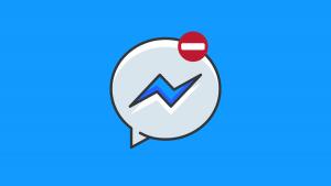 Cómo eliminar mensajes en Facebook Messenger