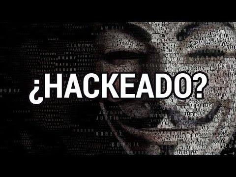 Qué hacer si has sido hackeado